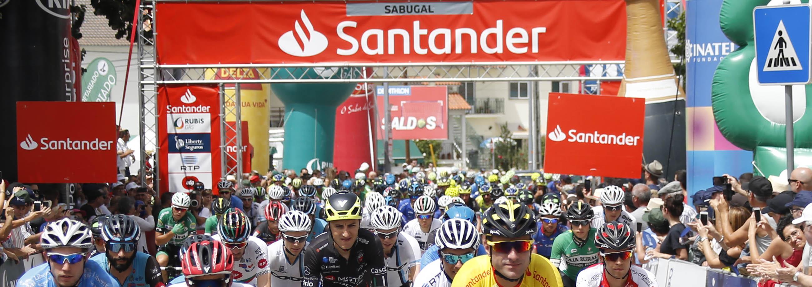 80ª Volta a Portugal Santander - Direto da 5ª Etapa b88244a306d45